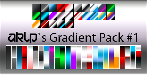 AKLPs Gradient Pack 1