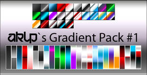 AKLPs Gradient Pack 1