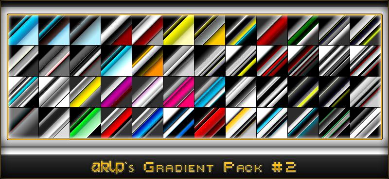 AKLPs Gradient Pack 2