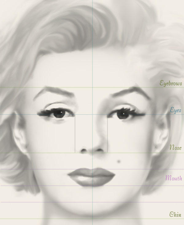 How to draw a face by stephanievalentin on deviantart how to draw a face by stephanievalentin ccuart Choice Image