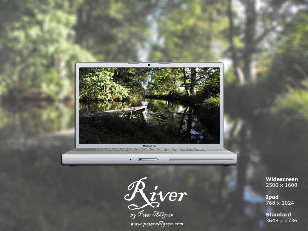 River Wallpaper by fr33r1d3