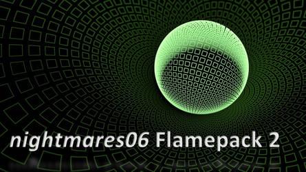 Kiriban! Flamepack by nightmares06