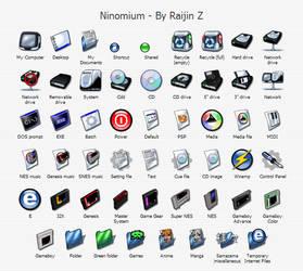 Ninomium by raijinz