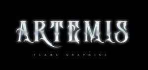 Artemis Free Photoshop Textstyle