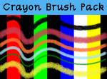 Crayon Brush Pack