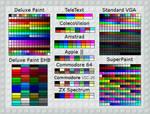 Retrograde Palettes