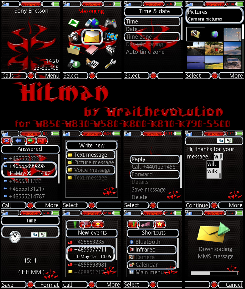Hitman by wraithevolution
