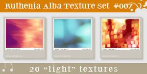 Texture Set 07: Light
