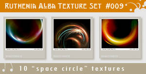 Texture Set 09: Space Circle