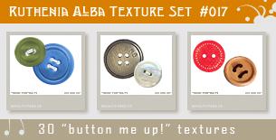 Txt Set 17: Button Me Up by Ruthenia-Alba