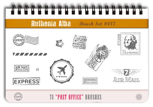 Brushset 17: Post Office