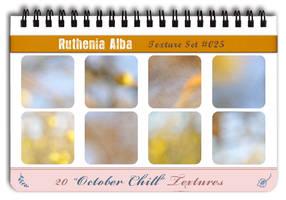 Txt Set 25: October Chill