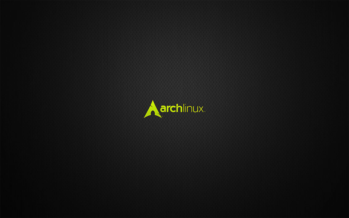 Arch Linux by shapshapy