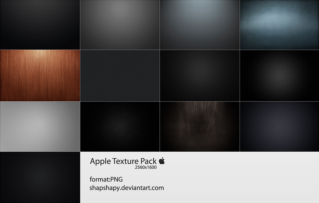 Apple Texture Pack By Shapshapy On Deviantart