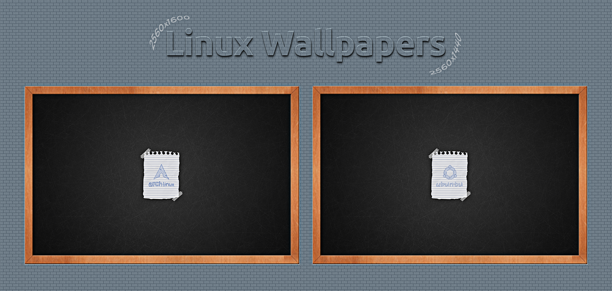 Linux Wallpapers by shapshapy