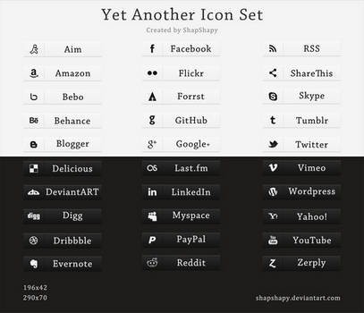 Yet Another Icon Set