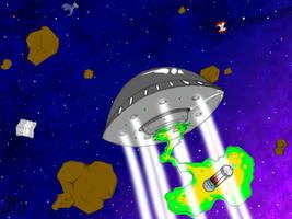 UFO by Jewsy