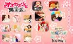 Folders by Ookami Shoujo to kuro ouji