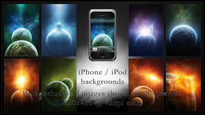iPhone-iPod BG-pack