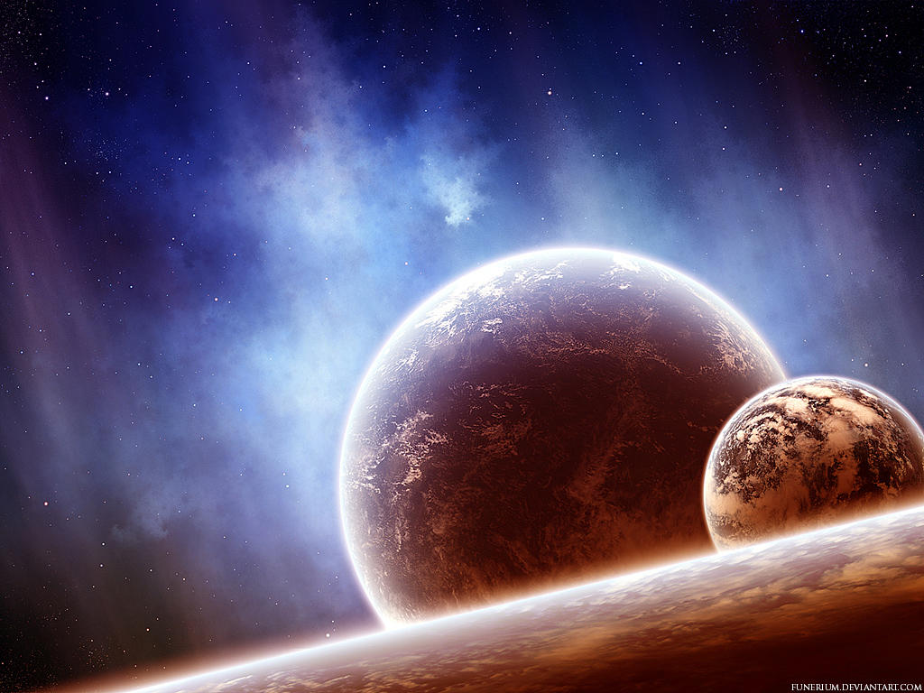 37 Gorgeous Space Wallpapers