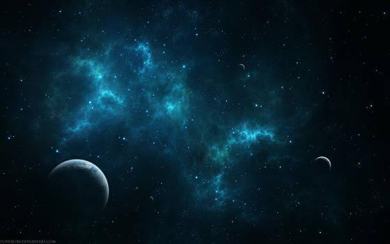 Moment in space CVI