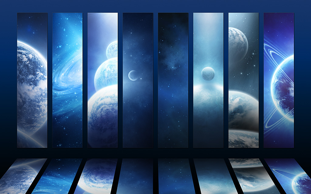 b14528f3 Cosmos collection V - Blue by Funerium on DeviantArt