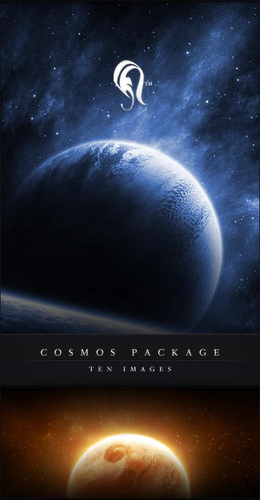 Package - Cosmos - 8 by Funerium