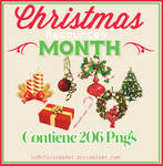 +Christmas Resource Month| PNG'S