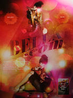 Bellapuntocom by OhMyFuckingArt