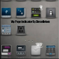 VIP Page Indicator Dieselletwo
