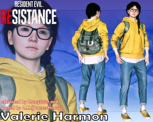 Valerie Harmon REsistance Default