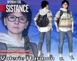 Valerie Harmon REsistance Alternate 02