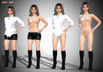 Becca Woolet -Elegance? [Reupload] HI-res by panzerheavy