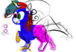 Swagging WalkCycle UPDATE 03 by Pikapetey