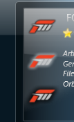 Start Orb Forza Motorsport 3 by x47xDiezel