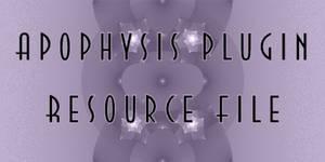 WIP 3-24-09 Apophysis Plugins