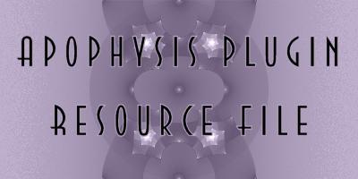 WIP 3-24-09 Apophysis Plugins by Colliemom