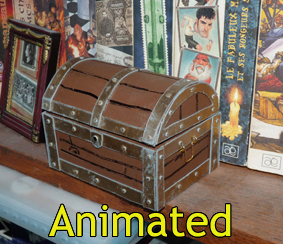 miniature luggage by funkydpression