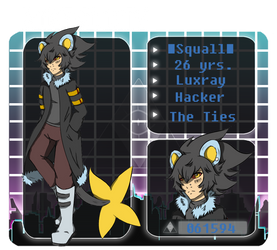 PYC :: Application - Squall by kelsanity