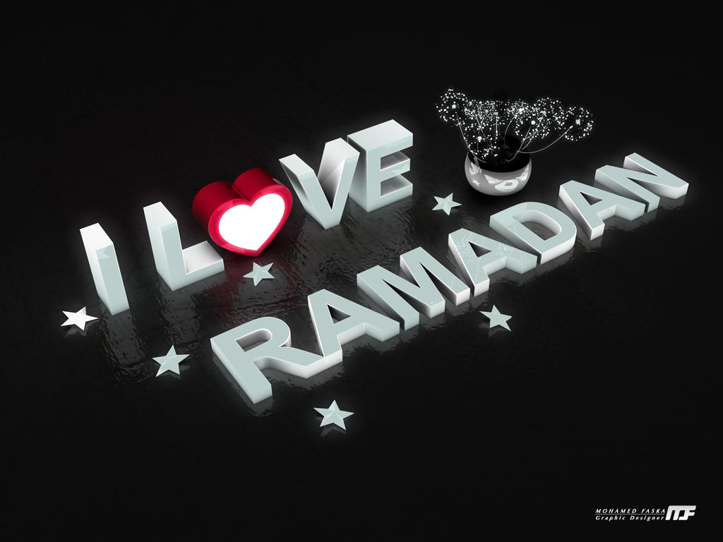 Eid Wallpaper For Love : I Love Ramadan by faska on DeviantArt