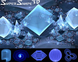 SuperShape3d by Sc0t0ma