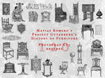 History Of Ancient Furniture