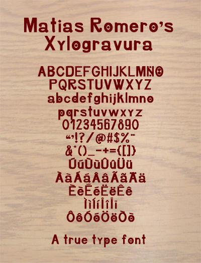 Xylogravura by matiasromero