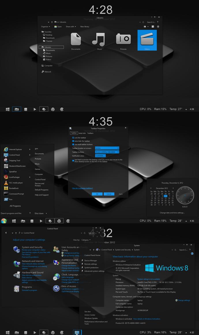 [����] Gray8 Final [ Windows 8 / 2012 ]