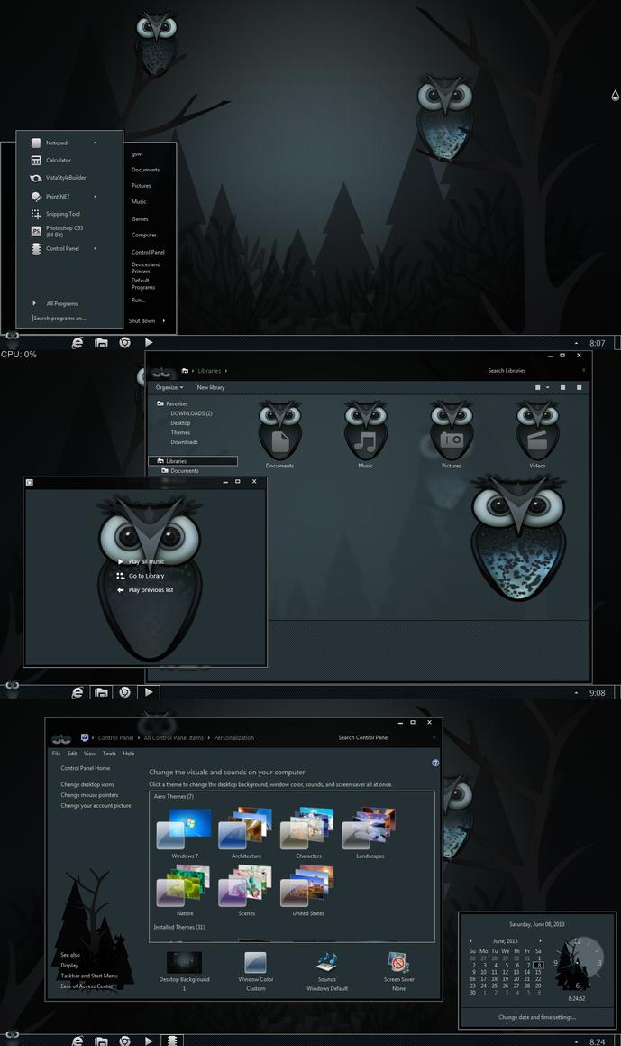 Gray8 for Windows 7