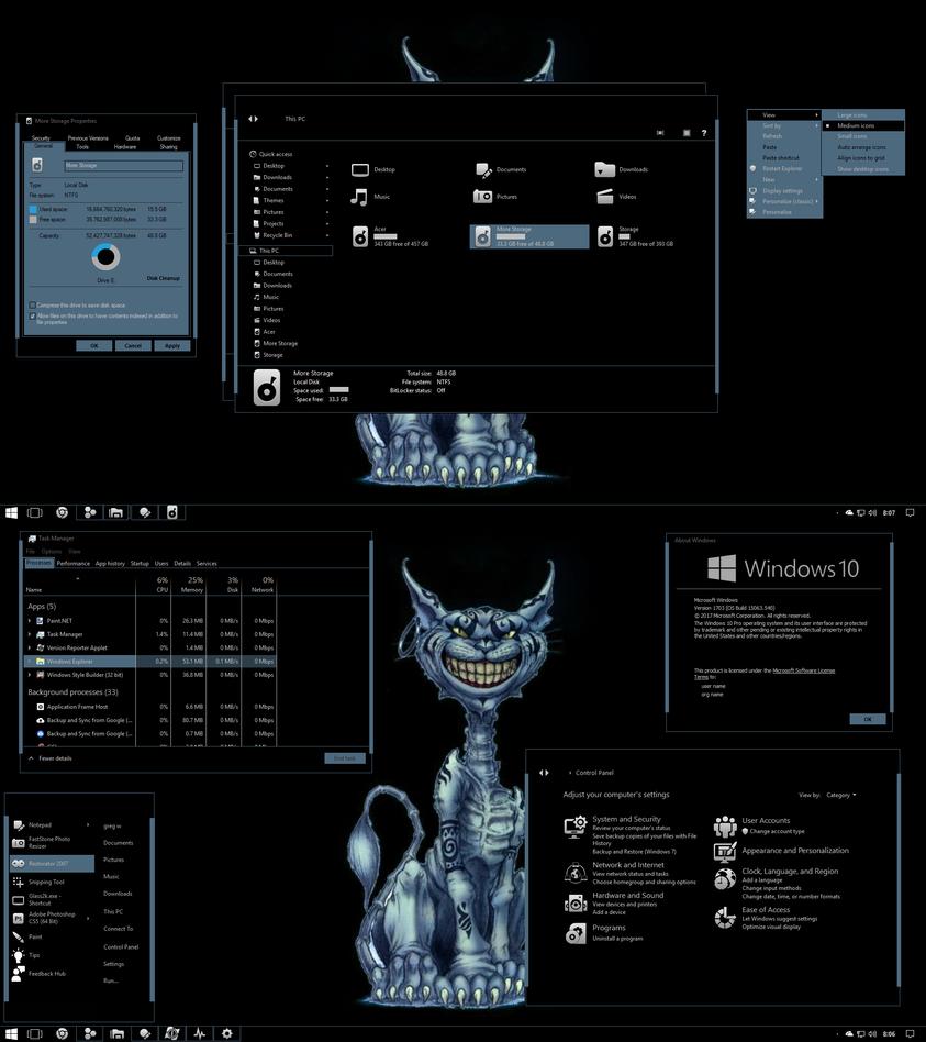 Arrant for Windows 10 RS 2 by gsw953onDA