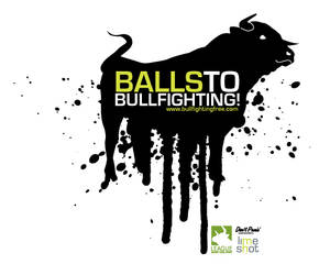 balls to bullfighting