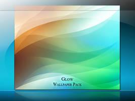 Glow wallpaper pack by Nameless-Designer
