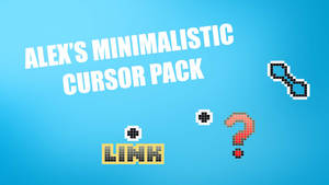 Alex's minimalistic Cursor Pack