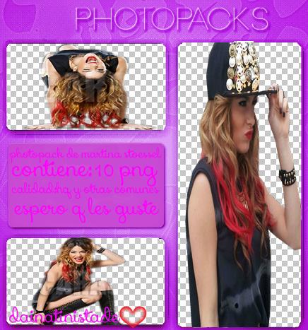 PHOTOPACKS PNG DE MARTINA STOESSEL.(EN CARAS)*.* by fotosdevioletta